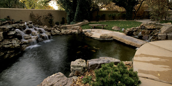 Residential Landscaping Albuquerque : Landscape architects and contractors ? residential services